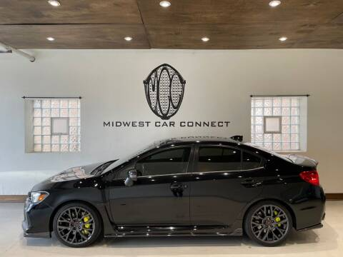 2019 Subaru WRX for sale at Midwest Car Connect in Villa Park IL
