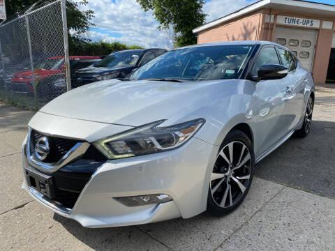 2018 Nissan Maxima for sale at Seaview Motors and Repair LLC in Bridgeport CT