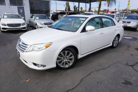 2012 Toyota Avalon for sale at Industry Motors in Sacramento CA