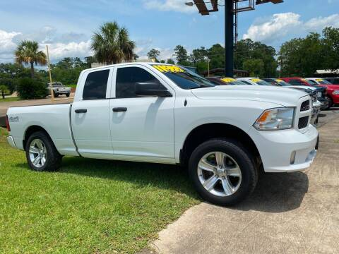 2014 RAM Ram Pickup 1500 for sale at Bobby Lafleur Auto Sales in Lake Charles LA