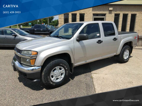 2005 Chevrolet Colorado for sale at CARTIVA in Stillwater MN