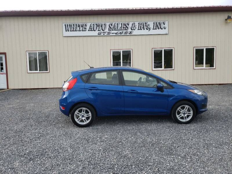 2019 Ford Fiesta for sale at White Auto Sales Inc in Summersville WV