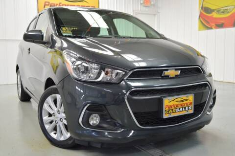2017 Chevrolet Spark for sale at Performance car sales in Joliet IL