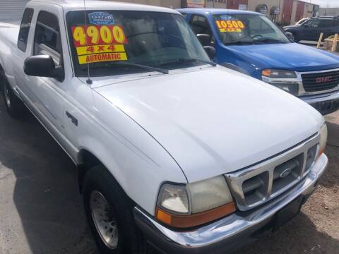 1998 Ford Ranger for sale at City Auto Sales in Sparks NV