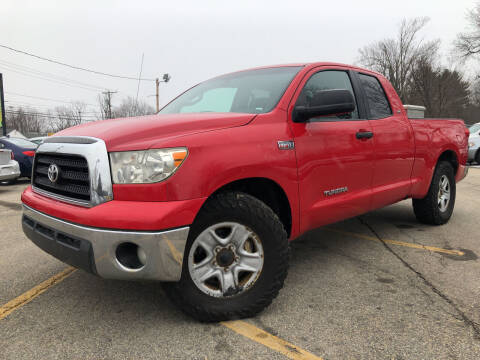 2008 Toyota Tundra for sale at J's Auto Exchange in Derry NH