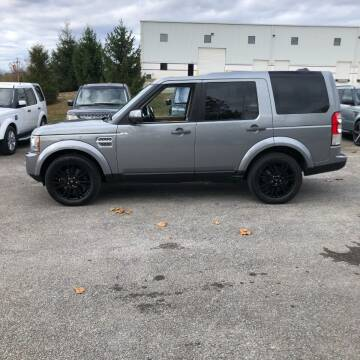 2011 Land Rover LR4 for sale at Platinum Auto Group in La Grange KY