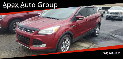 2013 Ford Escape for sale at Apex Auto Group in Cabot AR