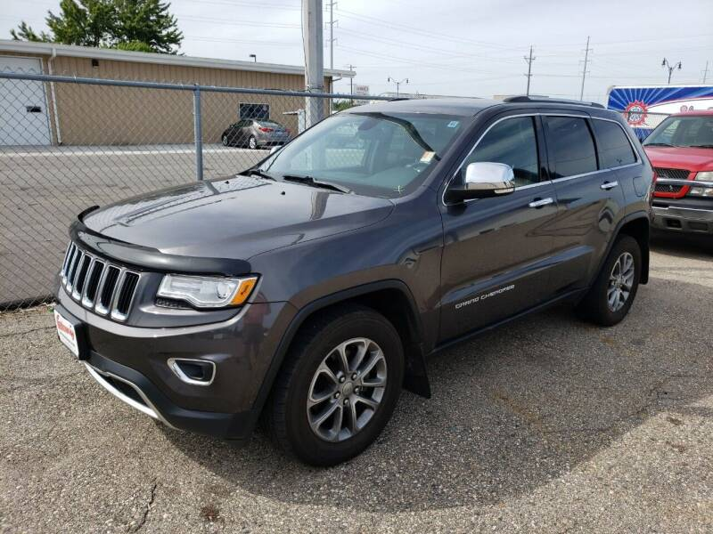 2015 Jeep Grand Cherokee for sale at CFN Auto Sales in West Fargo ND