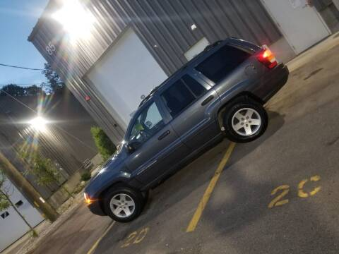 2004 Jeep Grand Cherokee for sale at Car-Nation Enterprises Inc in Ashland MA