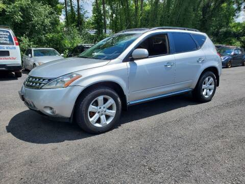 2006 Nissan Murano for sale at AFFORDABLE IMPORTS in New Hampton NY