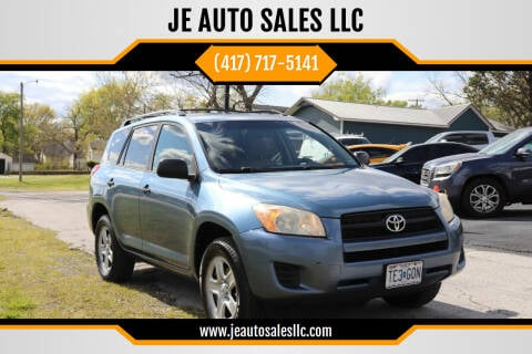 2010 Toyota RAV4 for sale at JE AUTO SALES LLC in Webb City MO