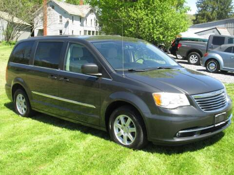 2011 Chrysler Town and Country for sale at Saratoga Motors in Gansevoort NY