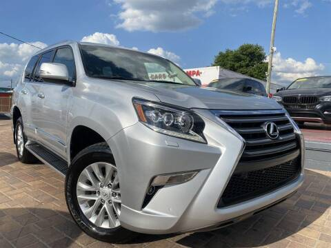 2017 Lexus GX 460 for sale at Cars of Tampa in Tampa FL