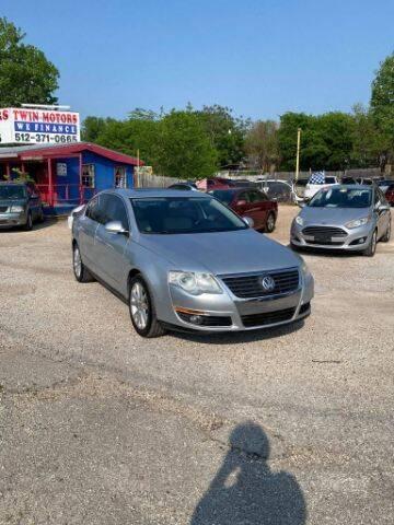 2010 Volkswagen Passat for sale at Twin Motors in Austin TX