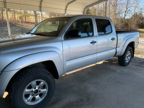 2007 Toyota Tacoma for sale at Steve's Auto Sales in Harrison AR