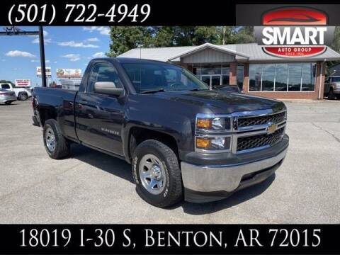 2014 Chevrolet Silverado 1500 for sale at Smart Auto Sales of Benton in Benton AR