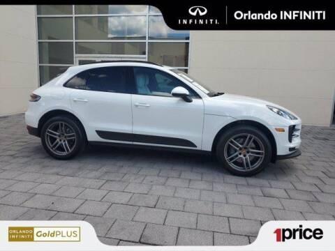 2020 Porsche Macan for sale at Orlando Infiniti in Orlando FL