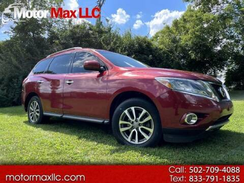 2015 Nissan Pathfinder for sale at Motor Max Llc in Louisville KY