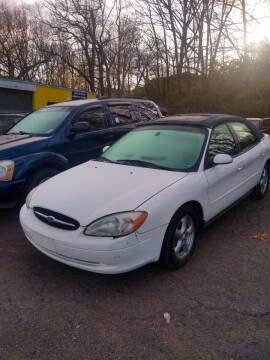 2002 Ford Taurus for sale at Cheap Auto Rental llc in Wallingford CT