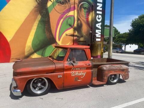 1966 Chevrolet C/K 10 Series for sale at BIG BOY DIESELS in Fort Lauderdale FL
