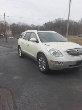 2010 Buick Enclave for sale at Bates Auto & Truck Center in Zanesville OH