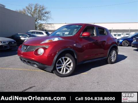 2014 Nissan JUKE for sale at Metairie Preowned Superstore in Metairie LA