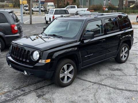 2016 Jeep Patriot for sale at Sunshine Auto Sales in Huntington IN