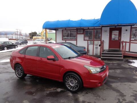 2010 Ford Focus for sale at Jim's Cars by Priced-Rite Auto Sales in Missoula MT
