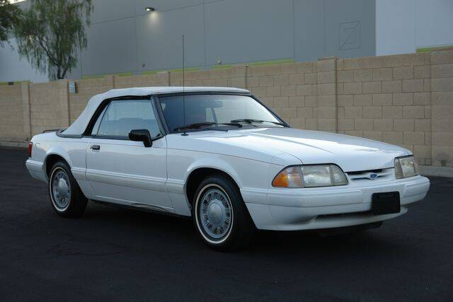 1993 Ford Mustang for sale at Arizona Classic Car Sales in Phoenix AZ
