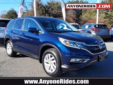 2015 Honda CR-V for sale at ANYONERIDES.COM in Kingsville MD