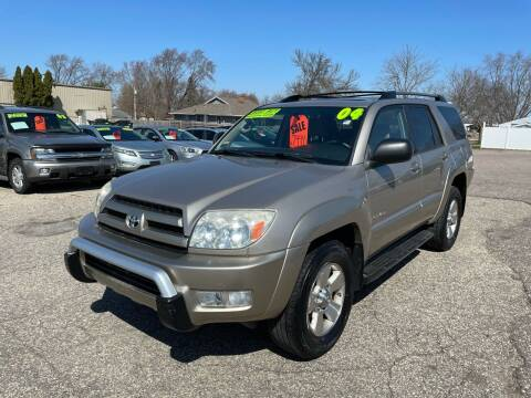 2004 Toyota 4Runner for sale at River Motors in Portage WI