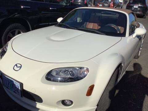 2008 Mazda MX-5 Miata for sale at Royal Moore Custom Finance in Hillsboro OR