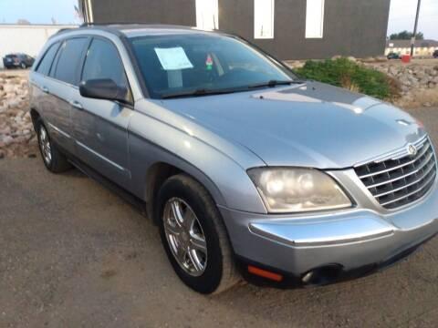 2005 Chrysler Pacifica for sale at L & J Motors in Mandan ND