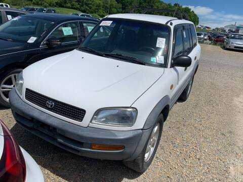 1997 Toyota RAV4 for sale at Trocci's Auto Sales in West Pittsburg PA