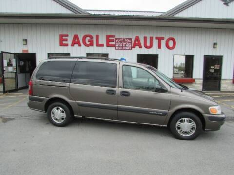 2002 Chevrolet Venture for sale at Eagle Auto Center in Seneca Falls NY
