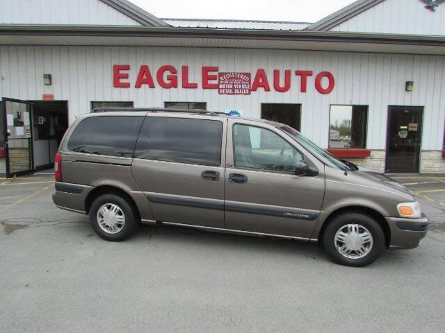 2002 Chevrolet Venture for sale at Eagle Auto Center in Seneca Falls NY