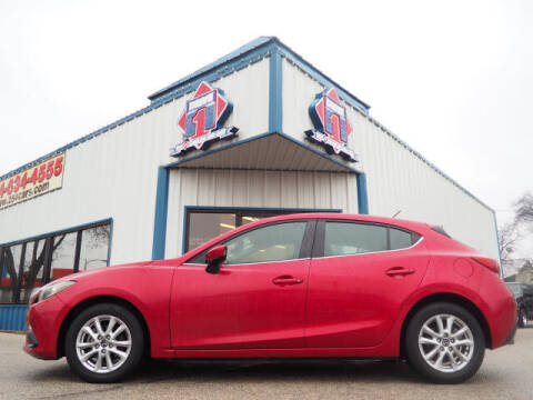 2016 Mazda MAZDA3 for sale at DRIVE 1 OF KILLEEN in Killeen TX