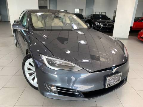 2016 Tesla Model S for sale at Auto Mall of Springfield in Springfield IL