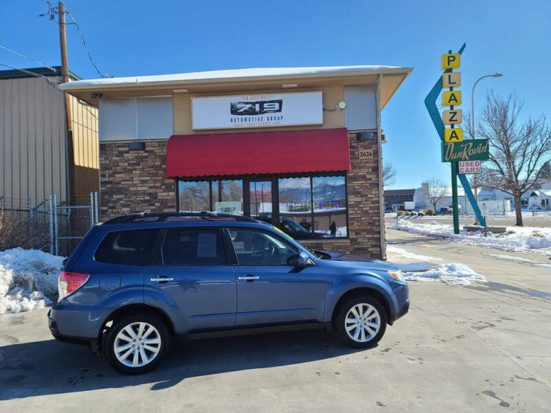 2012 Subaru Forester for sale at 719 Automotive Group in Colorado Springs CO