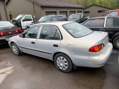 1999 Toyota Corolla for sale at On The Road Again Auto Sales in Lake Ariel PA