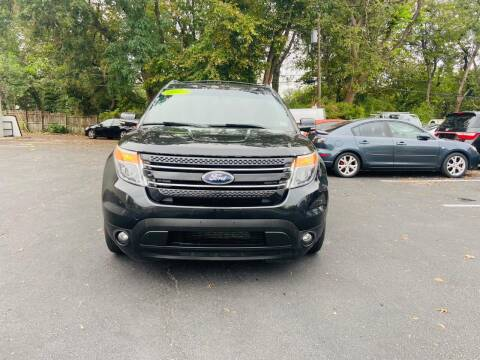 2013 Ford Explorer for sale at FIRST CLASS AUTO in Arlington VA