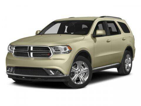 2015 Dodge Durango for sale at J T Auto Group in Sanford NC