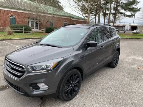 2017 Ford Escape for sale at Auddie Brown Auto Sales in Kingstree SC
