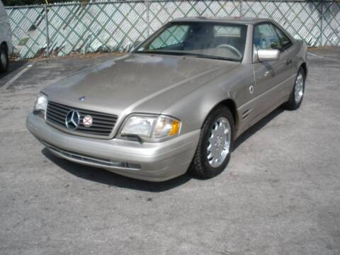 1998 Mercedes-Benz SL-Class for sale at Priceline Automotive in Tampa FL
