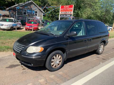 2005 Chrysler Town and Country for sale at Korz Auto Farm in Kansas City KS