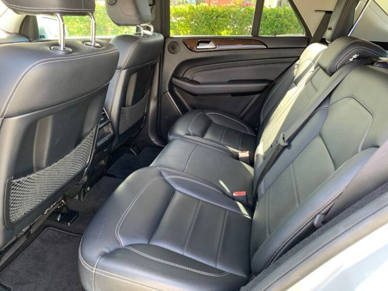 2012 Mercedes-Benz M-Class AWD ML 350 4MATIC 4dr SUV - Davie FL