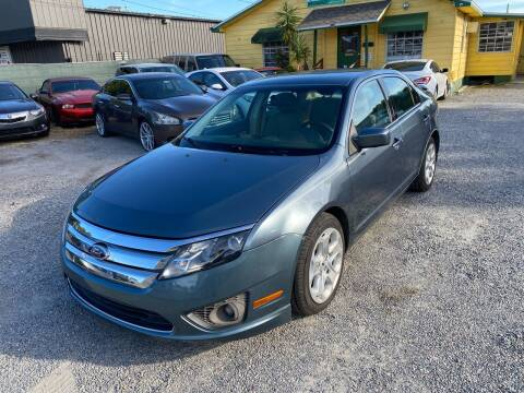 2011 Ford Fusion for sale at Velocity Autos in Winter Park FL