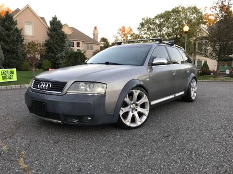 2003 Audi Allroad for sale at CLIFTON COLFAX AUTO MALL in Clifton NJ