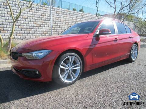 2016 BMW 3 Series for sale at AUTO HOUSE TEMPE in Tempe AZ