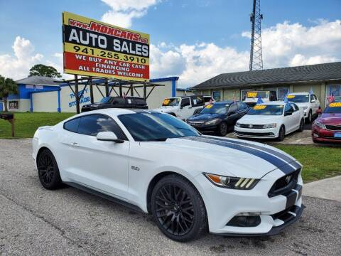 2016 Ford Mustang for sale at Mox Motors in Port Charlotte FL